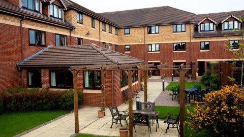 care homes in cardiff award winning hallmark care homes