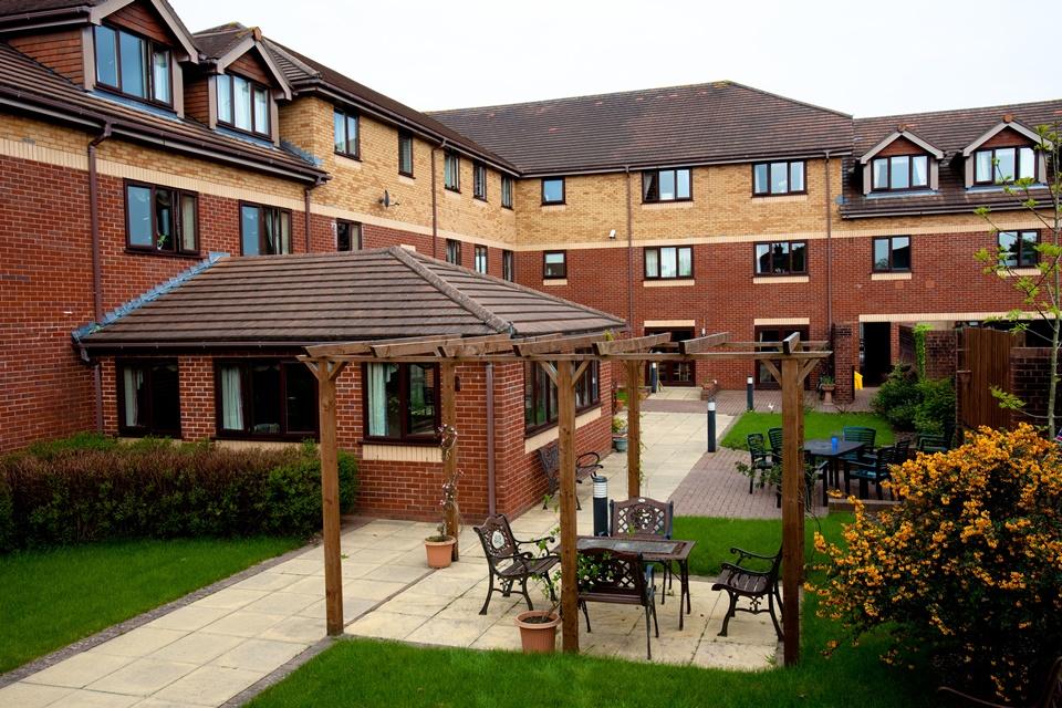 Hallmark Nursing Homes Cardiff