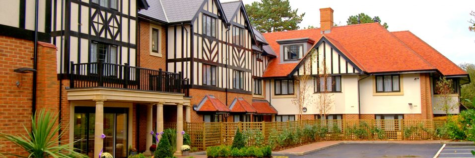 Anya Court Care Home shortlisted for two business awards