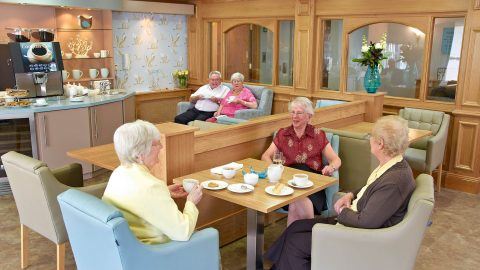 Admiral Court Care Home