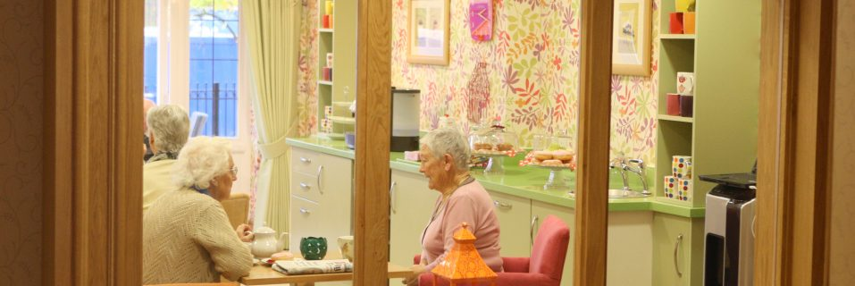 Alexandra Grange to launch dementia support café