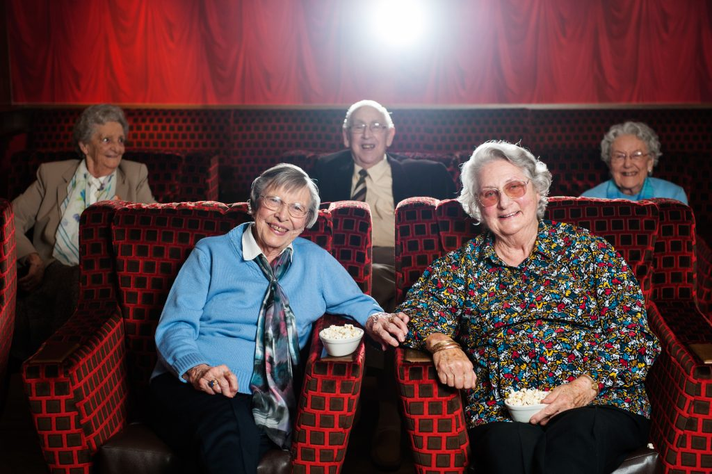 Maycroft Manor to host charity film festival