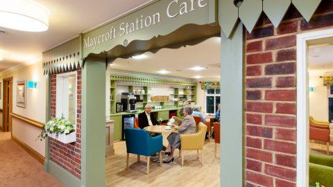 Maycroft Manor Care Home