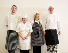 Winner named in Care Cook Awards