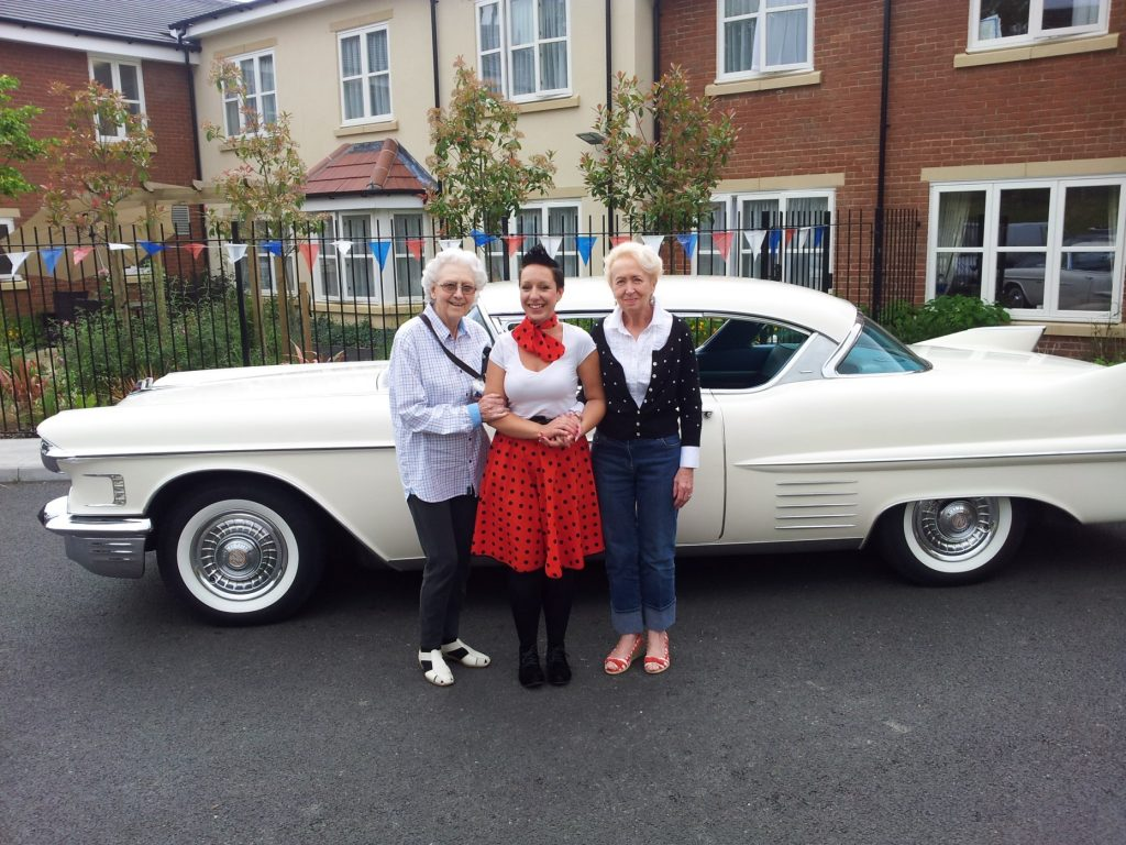 From Cream Teas to Pimm's and Jazz: Hallmark Care Homes Celebrate National Care Home Open Day in Style