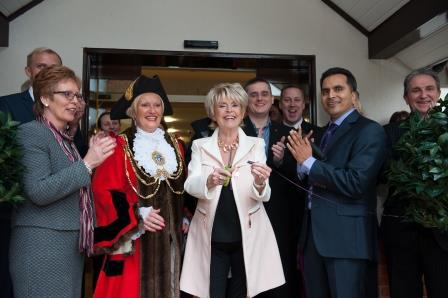 "Gloria Hunniford Opens Our ""Cutting-edge"" New care Home in Brighton"