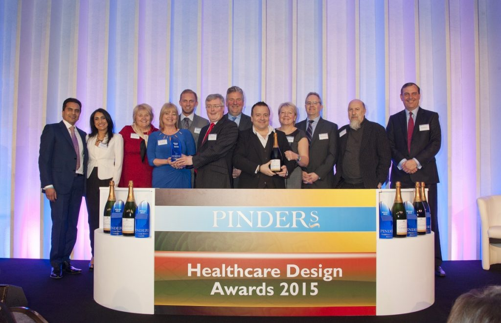 Anya Court Named 'Best Care Home' at Pinders Awards