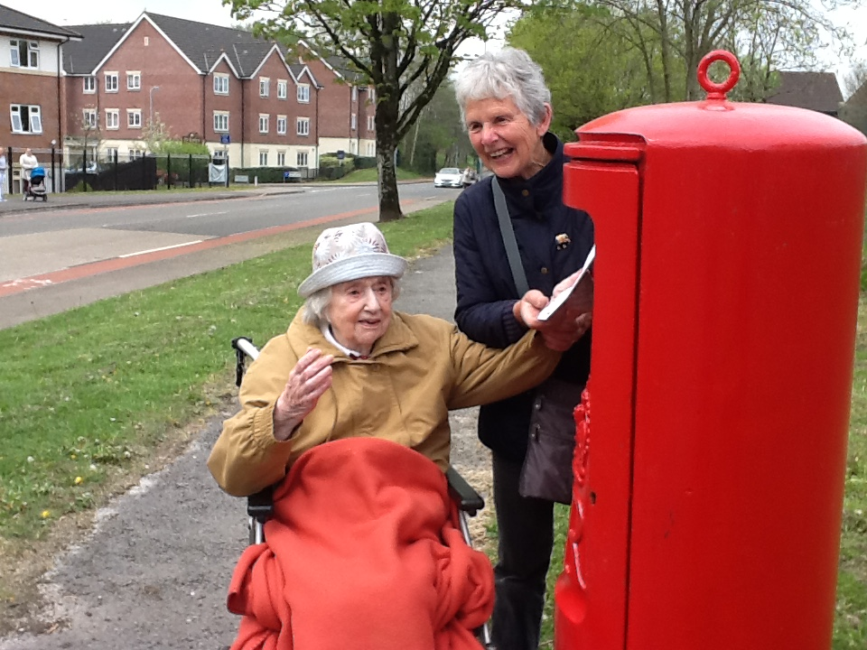 Enabling Care Home Residents to Vote