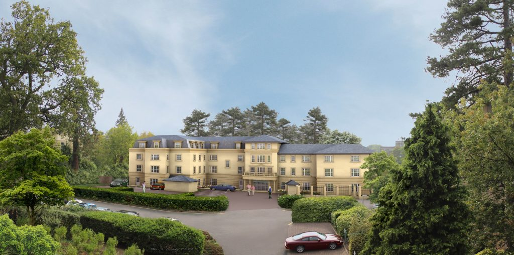 Construction Begins On Our New Care Home in Tunbridge Wells