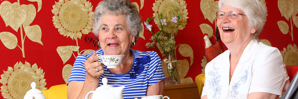 Study Reveals Care Homes Improve Quality Of Life For Older People