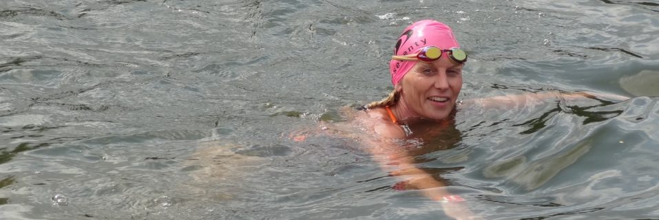 Bucklesham Grange team member to swim the English Channel in aid of East Anglia's Children's Hospice