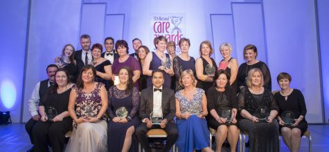 Hallmark Care Homes scoop two National Care Awards