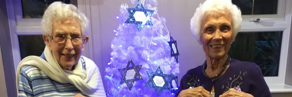 hallmark care homes launches christmas wish competition for residents