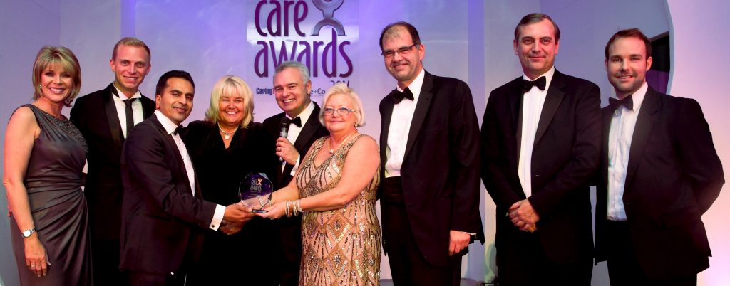 Hallmark Care Homes shortlisted for five National Care Awards