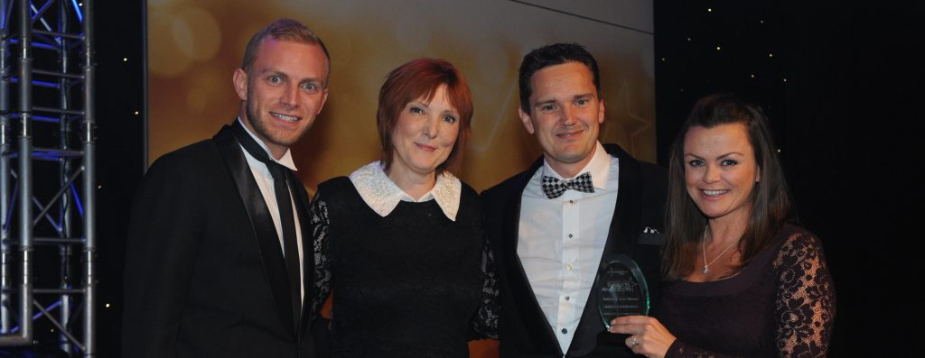 Essex Care homes win 'Highly Commended' award for excellent customer service
