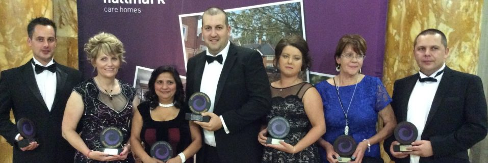 Hallmark team members shortlisted for Wales Care Awards