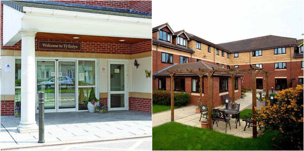 Top 20 Award for Hallmark Care Homes
