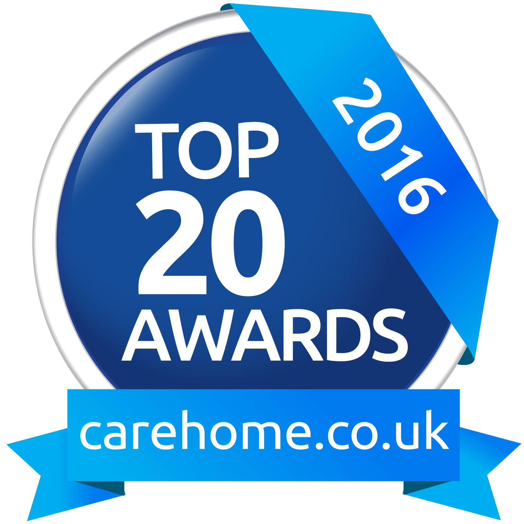care home award logo