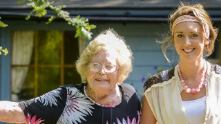 Life after diagnosis: How to stay positive when a loved one has dementia