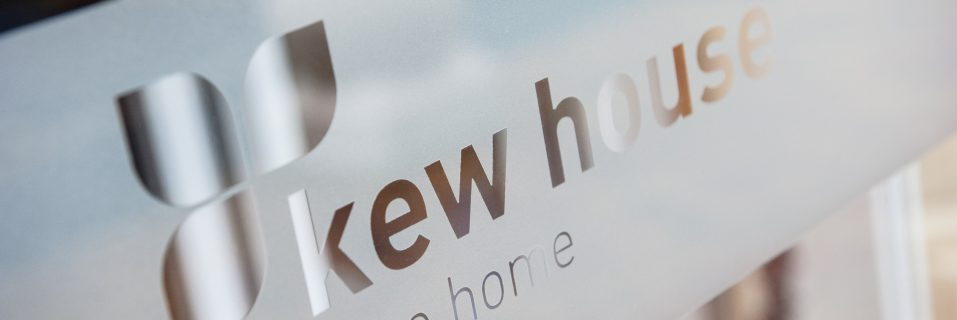 Kew House Care Home to hold a community advice day – Wednesday 15th June