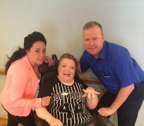 Hallmark Care Homes Carer shortlisted for national award