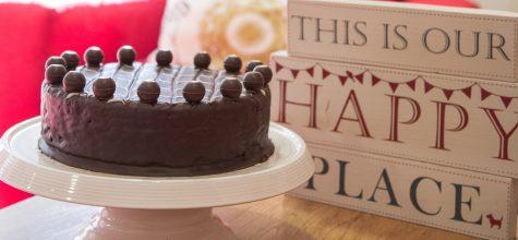 Chocolate and banana cake recipe