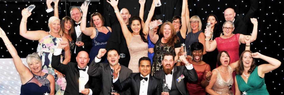 Outstanding Hallmark Care Homes team members recognised at national awards ceremony
