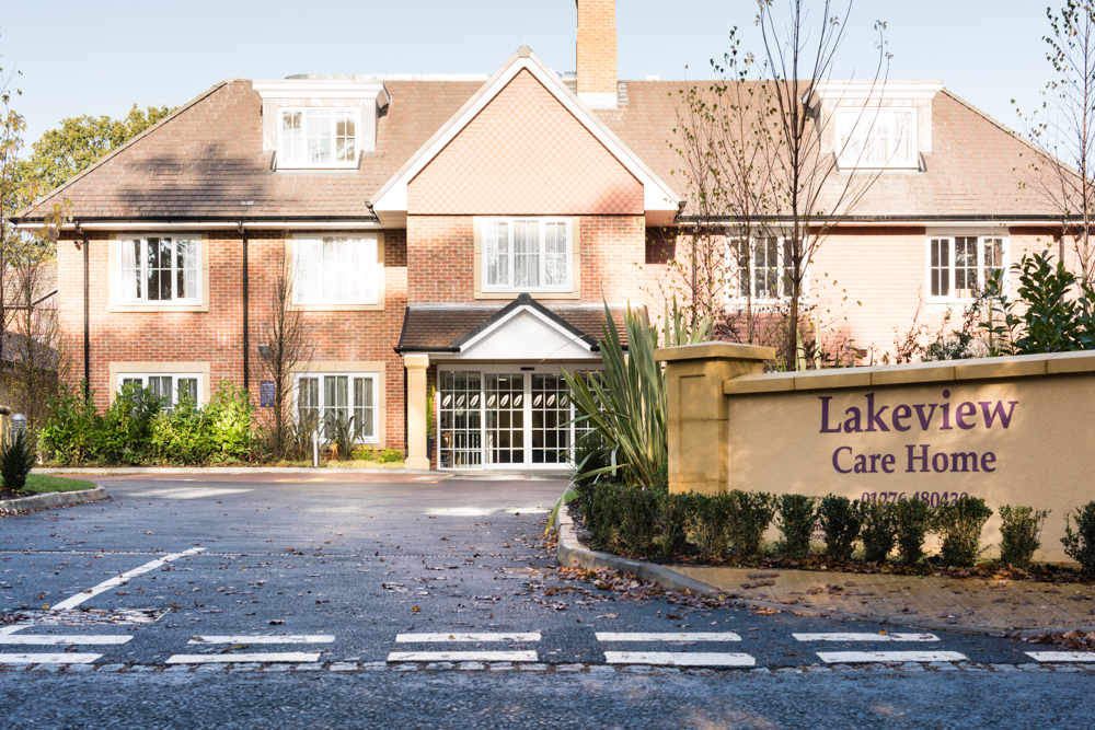 Lakeview shortlisted for three Surrey Care Awards