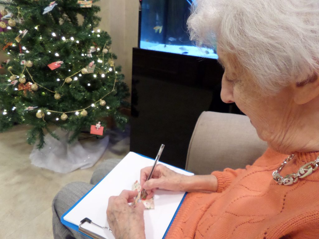 Hallmark Care Homes to make residents' wishes come true