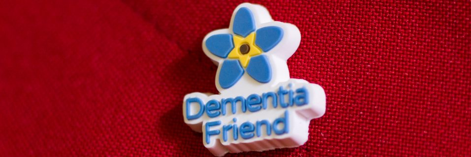 Alexandra Grange to host four Dementia Friends sessions