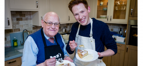 Resident reignites passion for baking after moving into Kew House