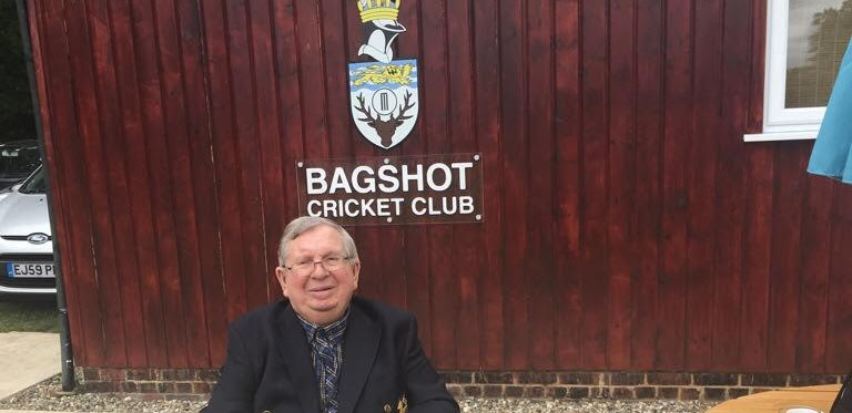 Hallmark grants 91-year-old residents' wish to watch a cricket match