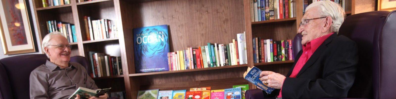 Anisha Grange library