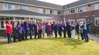 Cherry Tree Care Home celebrates 25 years