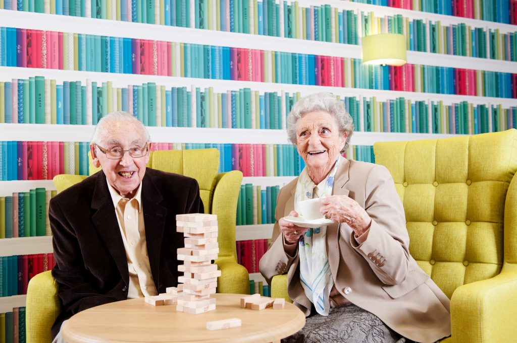 Three fun activities our residents like to get involved in at Maycroft Manor