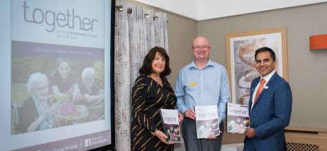 Hallmark Care Homes launches its Together Dementia Strategy