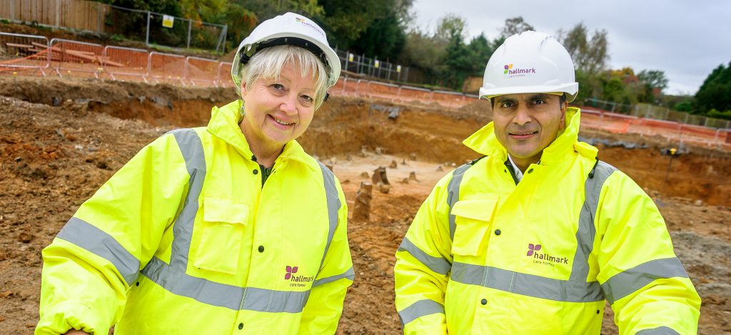 Construction begins on new Banstead care home