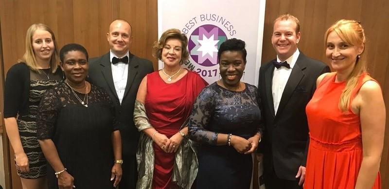 Kew House scoops runner up titles for two Merton Best Business Awards
