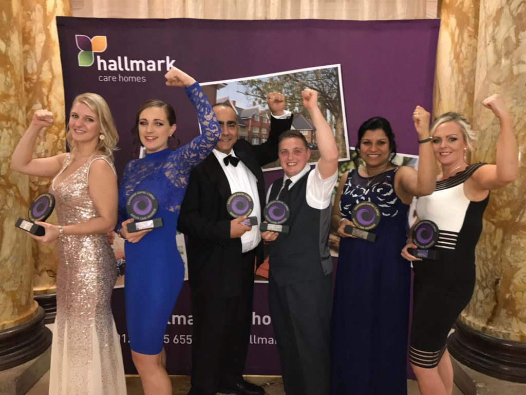 Hallmark Care Homes shortlisted for six Wales Care Awards