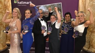 Hallmark Care Homes Executive Chef Scoops Wales Care Award
