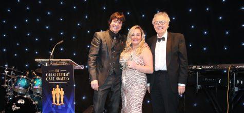 Bucklesham Grange team member scoops prestigious award