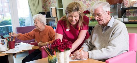 Options for funding care home fees