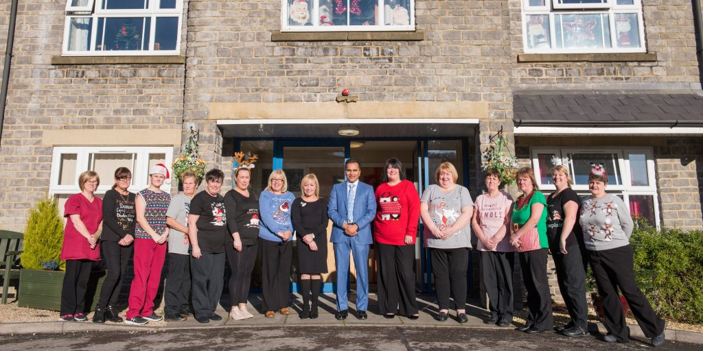 Hallmark acquires Ty Porth Care Home