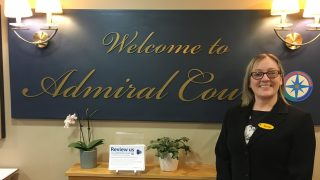 Admiral Court Care Home to hold an information day – Saturday 10th March 2018