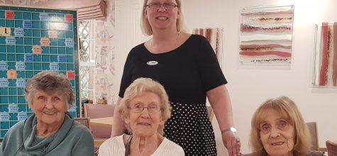 Life at Chamberlain Court Care Home – Pamela Gatehouse