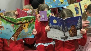 Anya Court celebrates National Storytelling Week