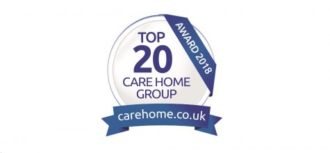 Hallmark Care Homes named top 20 care group
