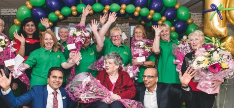 Bryn Celyn Care Home celebrates 15 years
