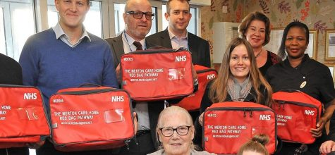 Kew House Care Home joins the Red Bag Scheme