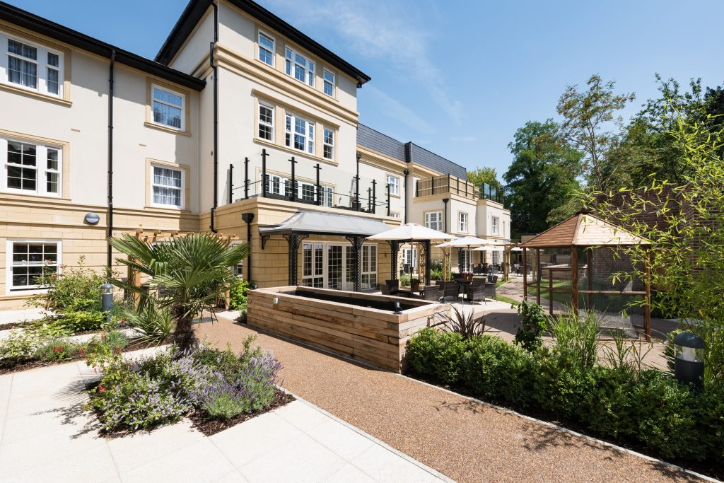 Chamberlain Court shortlisted for prestigious design award